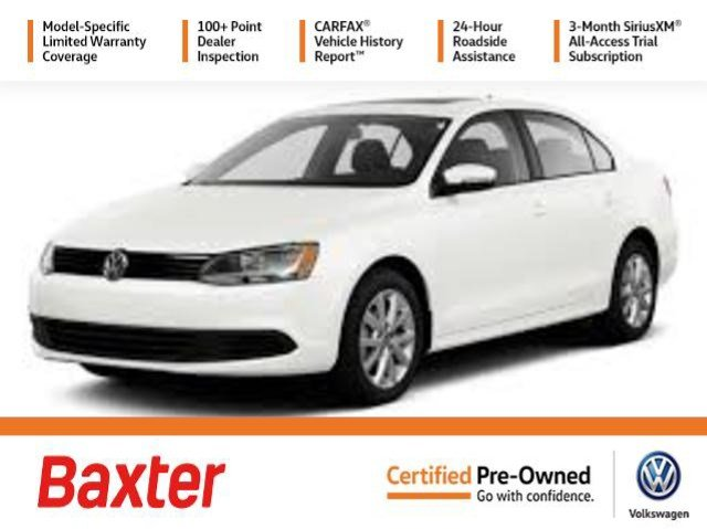 Certified Pre-Owned 2013 Volkswagen Jetta Sedan TDI